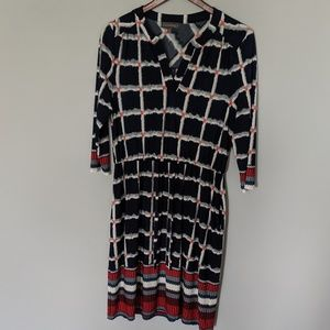 Luxology Stretchy Comfy Dress with Pockets